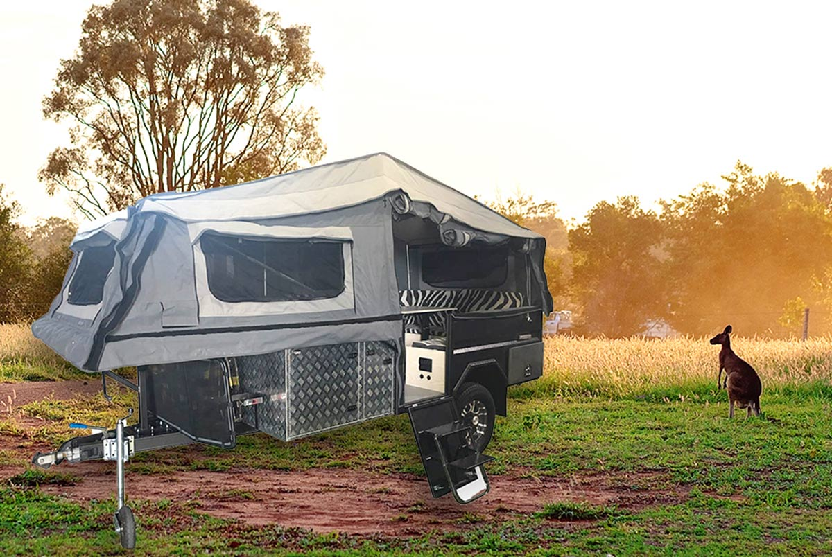 Camper Loans made easy - Get outdoors and enjoy Australia