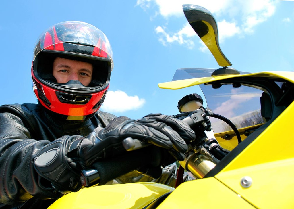 Five tips for buying a second-hand motorcycle
