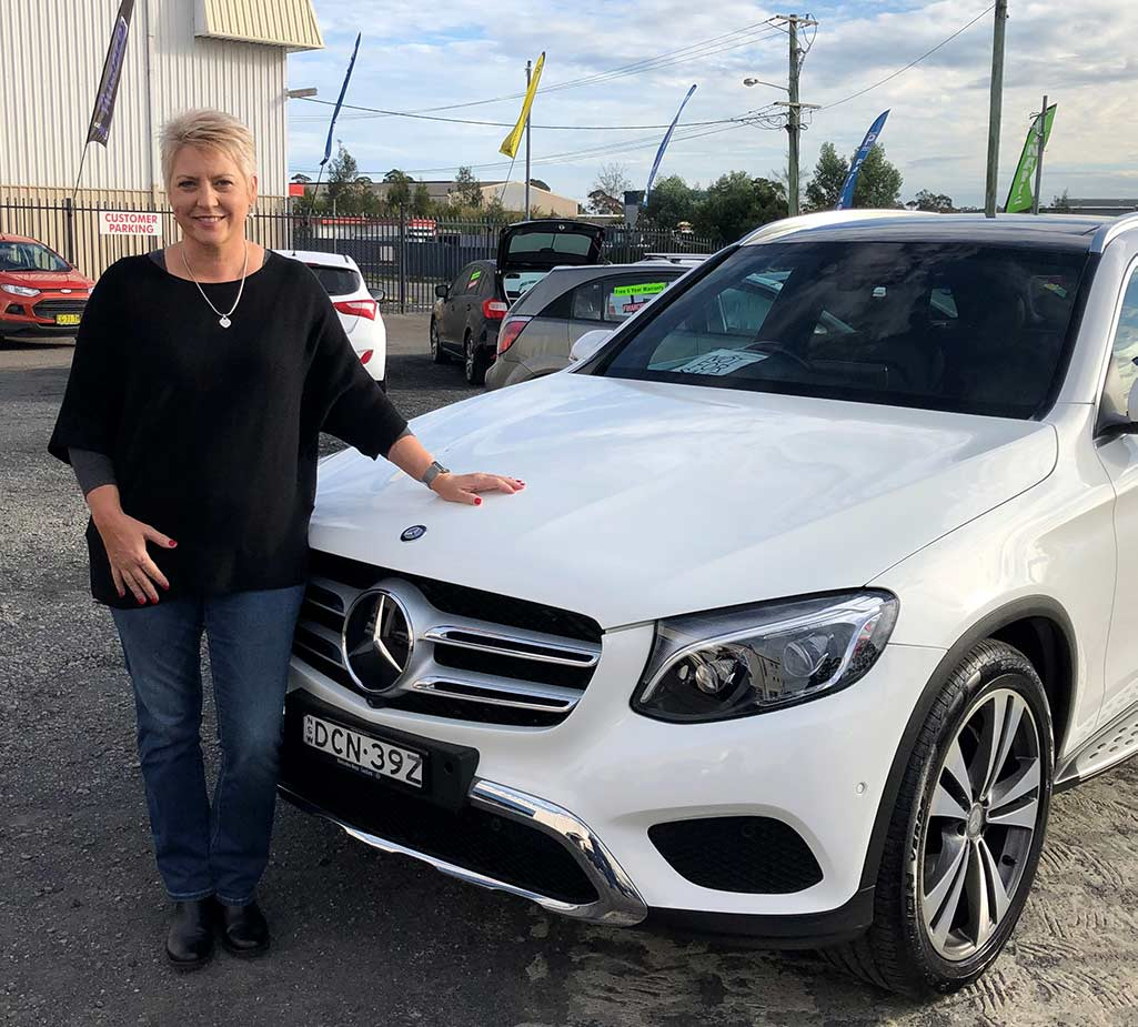 Allison 2015 Mercedes-Benz GLC 250d 253 (Coastwide Cars) customer testimonial