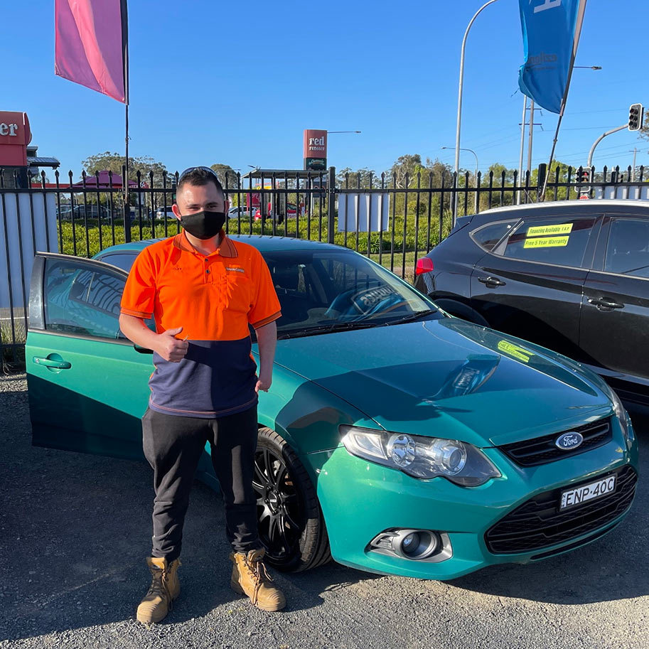 Cliff's 2012 Ford Falcon XR6